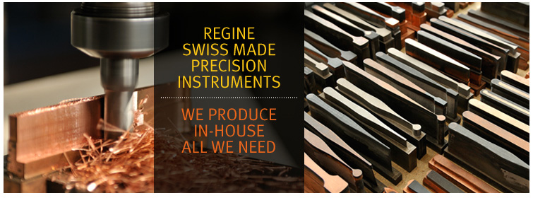 High Precision Swiss Tweezers - Process